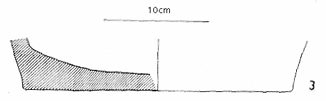 (Sunter's Norden PM mortar 3, profile drawing)